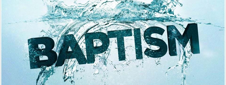 Baptism 2014!